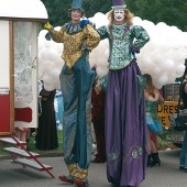 Historische Clowns